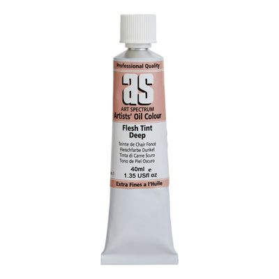 A.S. OIL 40ML S1 FLESH TINT DEEP