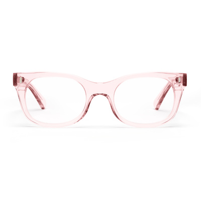 Bixby - Polished clear Pink (2.00)