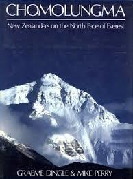 Chomolungma New Zealnders on the North Face of Everest