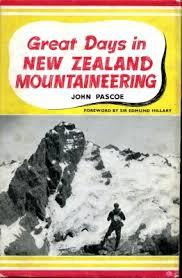 Great Days in New Zealand Mountaineering