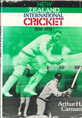 New Zealand International Cricket 1894-1974
