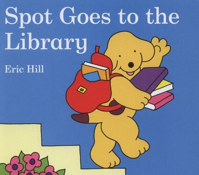 Spot Goes to the Library (Board)
