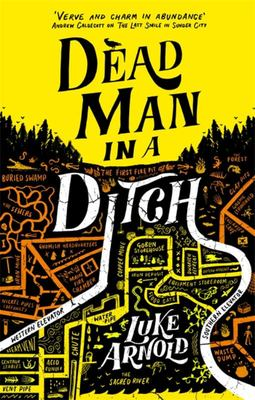 Dead Man in a Ditch (Fetch Phillips #2)