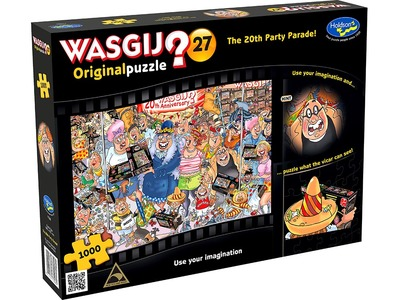 WASGIJ 27 Original Puzzle The 20th Party Parade! 1000pce puzzle