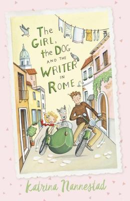 The Girl, The Dog, and the Writer in Rome (#1)