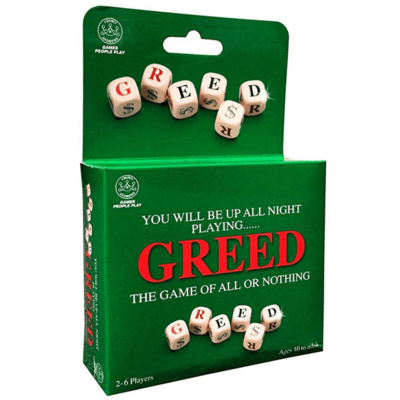 Greed Travel Version
