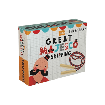 Skipping Rope in a Box  for Ages 5+