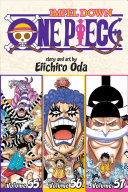 One Piece (3-in-1) Vol. 19 (55, 56, 57)