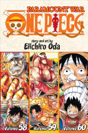 One Piece (3-in-1) Vol. 20 (58, 59, 60)