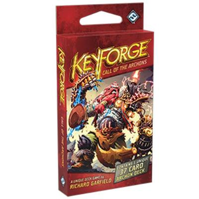 COMMUNITY BOOKS: KeyForge Call of the Archons! Archons Deck