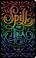 Spill the Tea Hardcover Ruled Journal