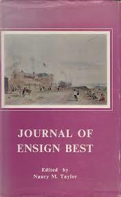Journal of Ensign Best