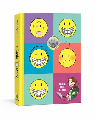 My Smile Diary - An Illustrated Journal with Prompts