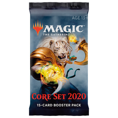 MTG 2020 Core Booster