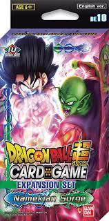 Dragon Ball Namekian Surge Expansion Set