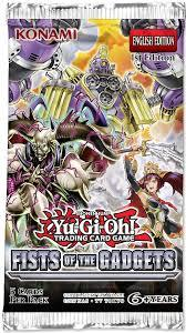 Fist of the Gadgets Booster YuGiOh