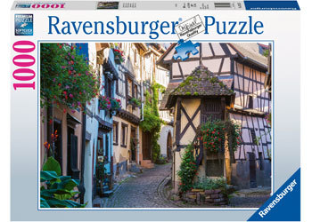Ravensburger - French Moments in Alsace 1000pc jigsaw