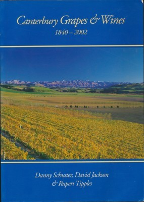 Canterbury Grapes & Wines 1840-2002
