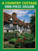 A Country Cottage 1000 Piece Jigsaw Puzzle