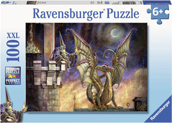 100pc Rburg - Gift of Fire Puzzle