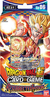 SD06 Resurrected Fusion Dragon ball