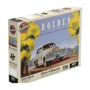 Holden Car Jigsaw