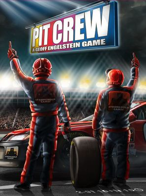 PIT CREW CARD GAME