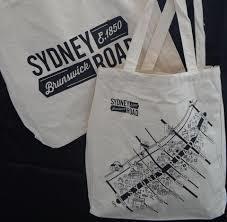 Sydney Road Brunswick Tote Bag