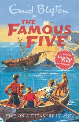 Five on a Treasure Island (Famous Five #1)