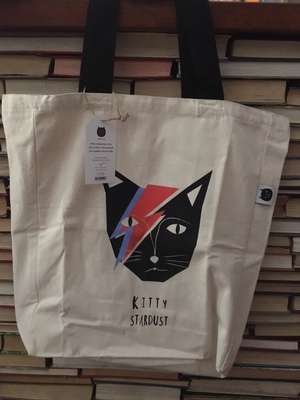 Tote Kitty Stardust Large