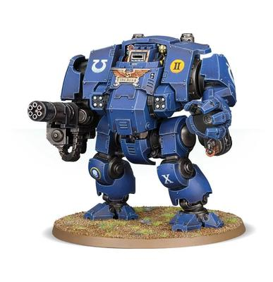 48-87 Easy to Build: Redemptor Dreadnought