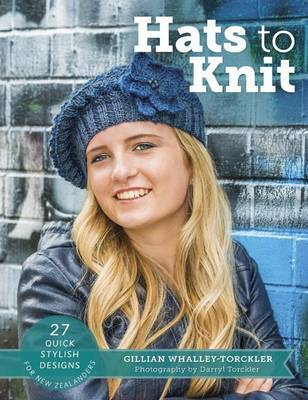 Hats to Knit (Stickered Stock)