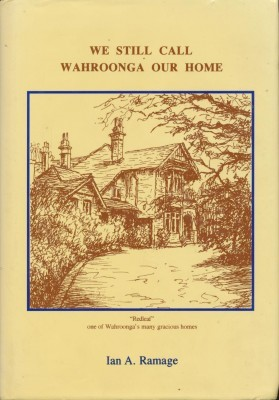We Still Call Wahroonga Our Home