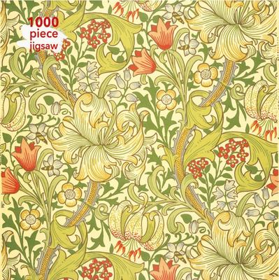 Jigsaw William Morris Gallery: Golden Lily