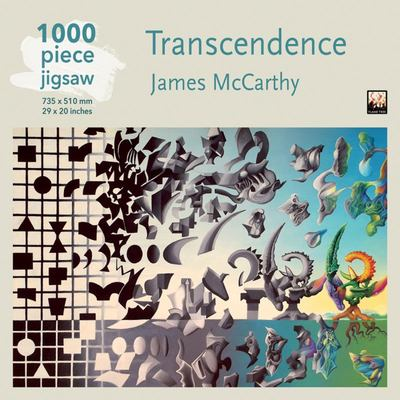 Jigsaw James Mccarthy Transcendence 1000 Pc Puzzle