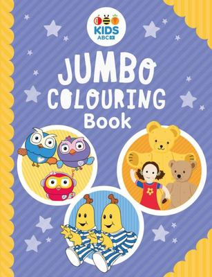 ABC KIDS: Jumbo Colouring Book