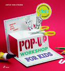 Pop-Up Workshop for Kids - Fold, Cut, Paint and Glue