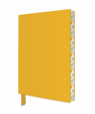 Sunny Yellow Artisan Notebook (Flame Tree Journals)