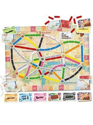 Ticket to Ride : London