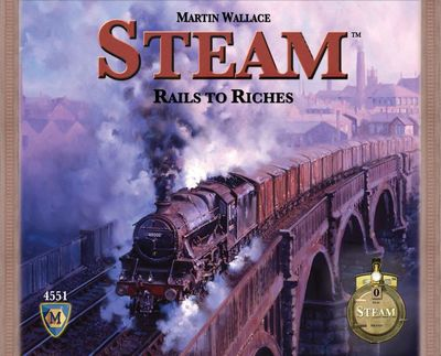 STEAM BOARD GAME