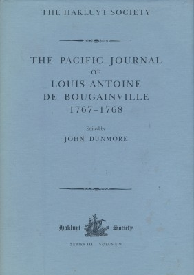 The Pacific Journal of Louis-antoine de Bougainville