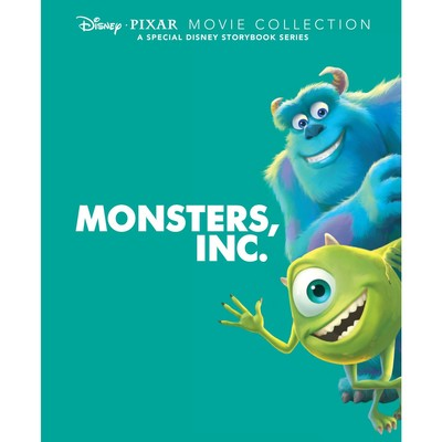 Monsters Inc The movie collection