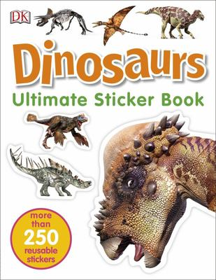 Dinosaurs (Ultimate Sticker Book)