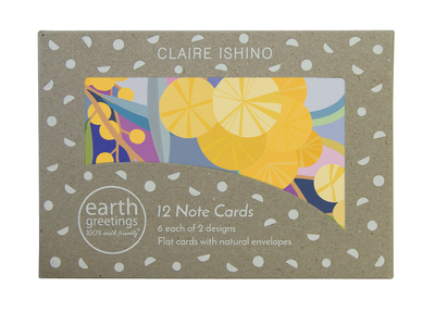 Claire Ishino Note Cards Set