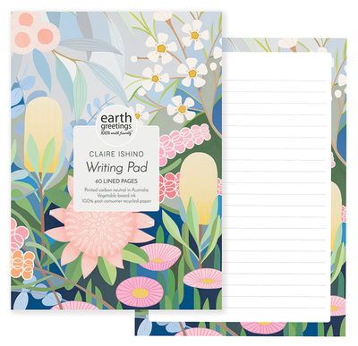 A5 Writing Pad All Kind of Wonders