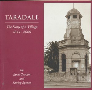 Taradale The Story of a Village 1844-200