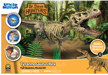Tyrannosaurus Full Skeleton Model