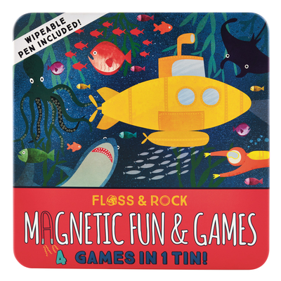 Floss And Rock Magnet Games - Deep Sea