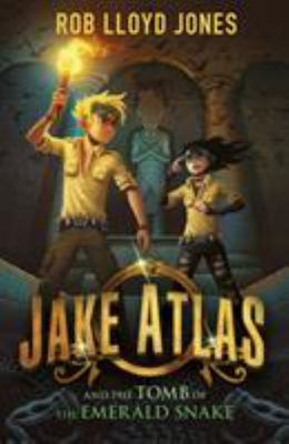 Jake Atlas and the Tomb of the Emerald (Jake Atlas #1)