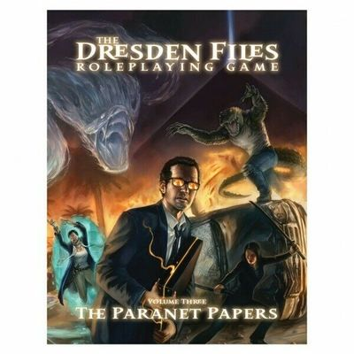 DRESDEN FILES RPG PARANET PAPERS VOL 3